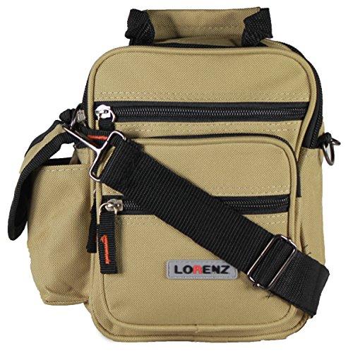 Loop Small With Lorenz Khaki Canvas Adjustable Detachable Bag Multi purpose Belt xwSqwB