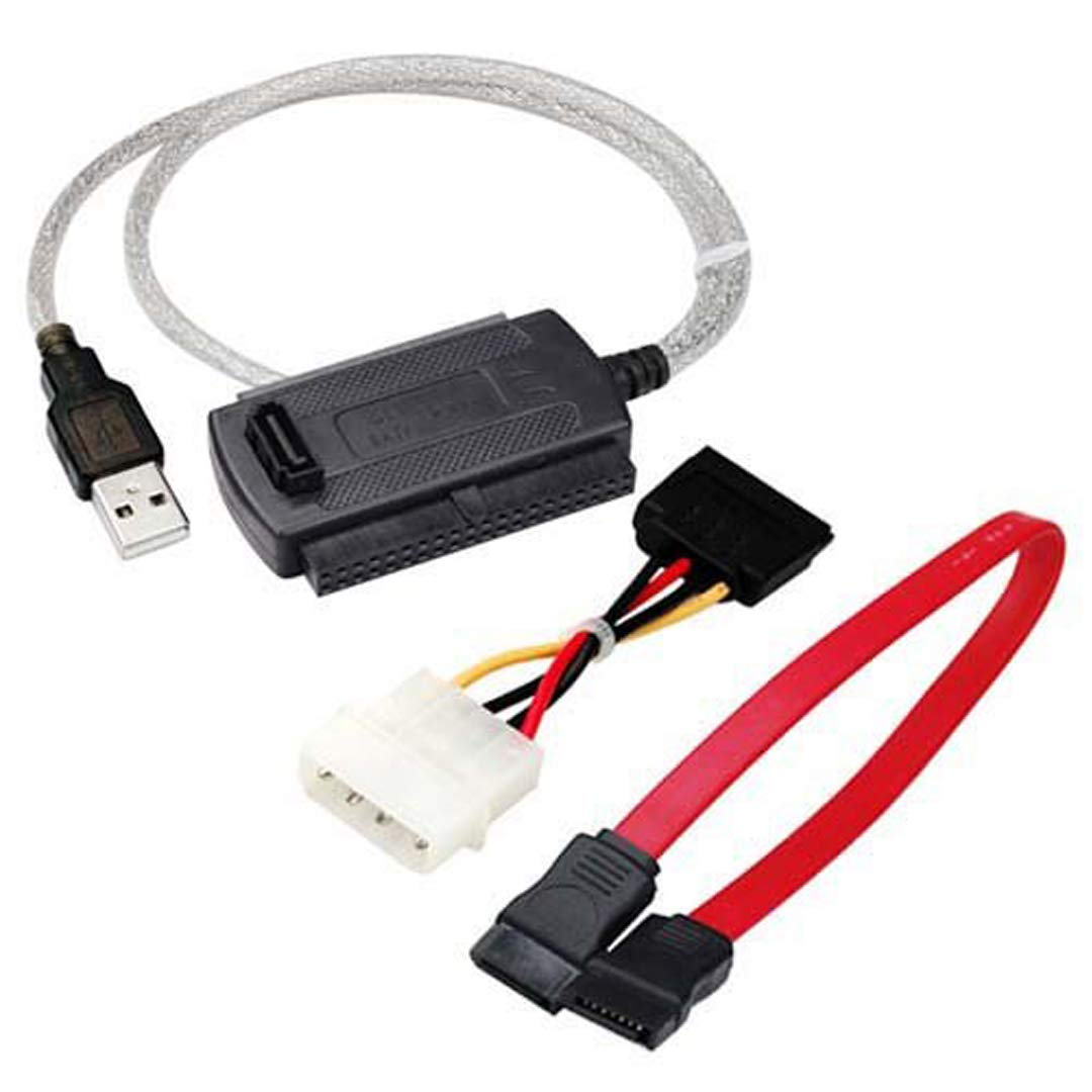Digiflex Sata Ide To Usb Adapter Cable For Hard Disk Hdd 25 35 Drive Wiring Diagram Computers Accessories