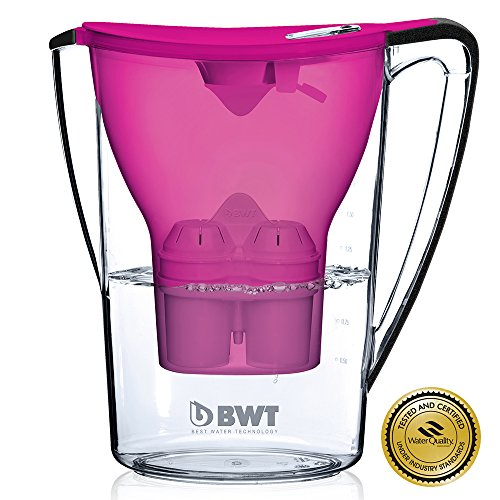 BWT Water Filter Pitcher, Arctic White