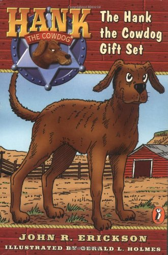 Hank the Cowdog Gift Set The Original Adventures of Hank the Cowdog; Further Adventures of Hank the Cowdog; It's a Dog's Life; Murder in the Middle Pasture