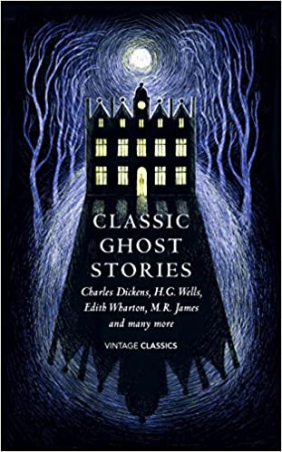 Image result for classic ghost stories spooky tales to read at christmas