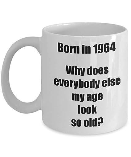 Amazon Happy 55th Birthday Mug 55 Year Old Gift For Women Men