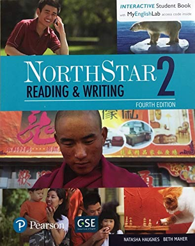 Northstar Reading and Writing 2 Student Book with Interactive Student Book Access Code and Myenglishlab