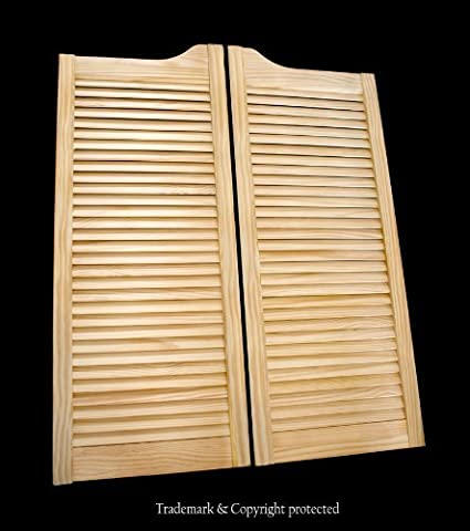 Cafe Doors By Cafe Doors Emporium | Pine Cafe Doors From Managed Forestry  Prefit For Custom