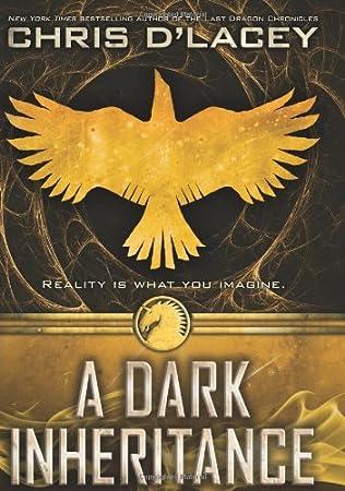 book cover of A Dark Inheritance