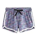 iZHH Pants for Women Casual Bandage Yoga Hot Pants Summer Shorts Jersey Walking Shorts
