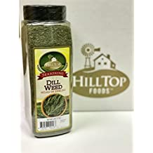 Hilltop Foods Dill Weed 6oz Container