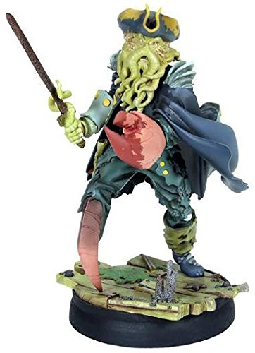 - Pirates of the Caribbean Gentle Giant Animated Maquette Davy Jones