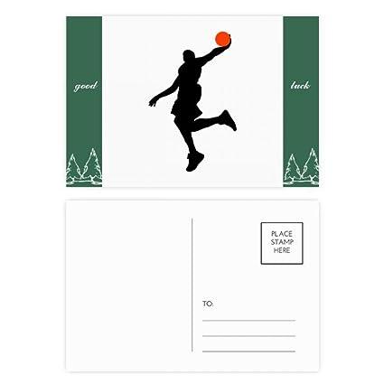 Jumping Sports - Juego de 20 tarjetas postales para jugador ...