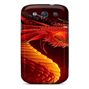 New Galaxy S3 Case Cover Casing(dragon)