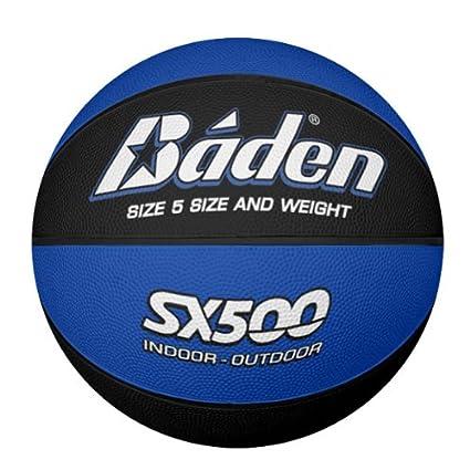 Baden Unisex SX500 C Cesta Bola, Azul/Negro, tamaño 5: Amazon.es ...