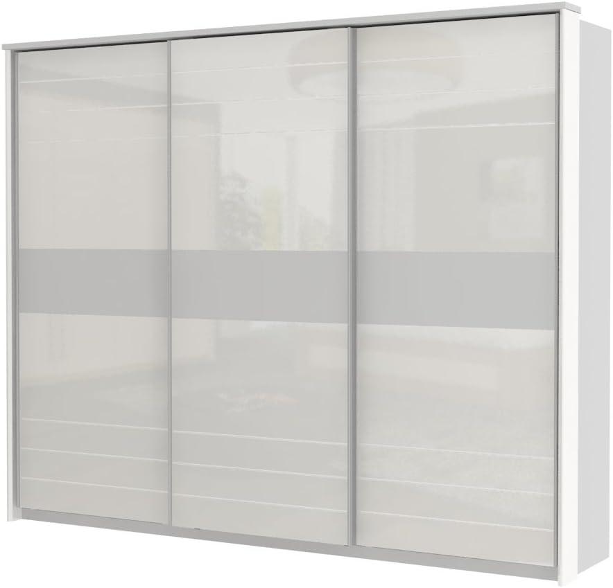 armario armario de puertas correderas Lepa 06, color: blanco ...