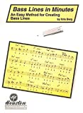 img - for Bass Lines in Minutes - An Easy Method for Creating Bass Lines book / textbook / text book