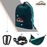 AnorTrek Camping Hammock, Super Lightweight