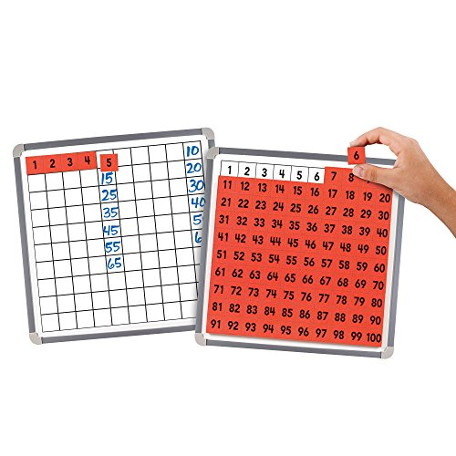 Educational Insights Foam Magnetic Numbers with Board