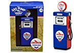 NEW 1:18 GREENLIGHT GULF OIL COLLECTION - VINTAGE GAS PUMPS SERIES 2 - Blue 1951 Wayne 505 - Chevron - STANDARD OIL REPLICA By Greenlight