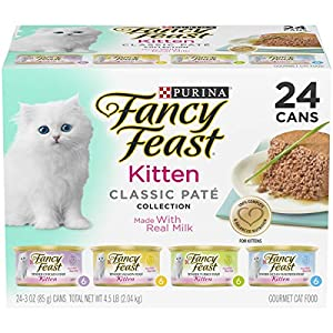Purina Fancy Feast Cat Food 15