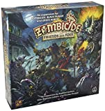 CMON Zombicide: Friends & Foes (Expansion for Black Plague & Green Horde)
