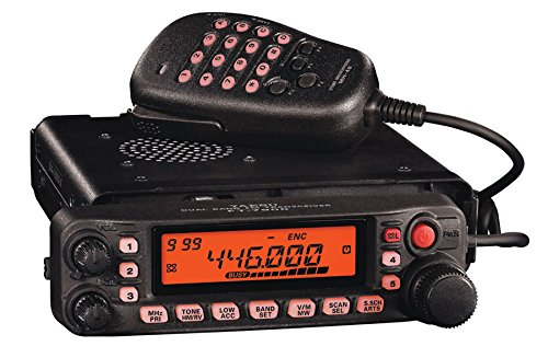 Yaesu Original FT-7900R Amateur Radio Dual-Band 144/440 MHz Transceiver 50/45 Watts