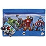 Marvel Avengers 3 Ring Pencil Pouch