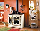 Wood Cook Stove La Nordica ''Suprema Cream'', Made in Italy
