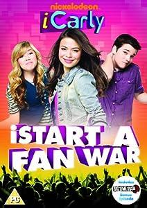 iCarly: iStart a Fan War [DVD]: Amazon.co.uk: Miranda ...