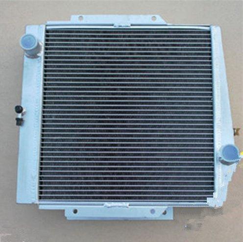 GOWE RADIATOR FOR ALUMINUM ALLOY RADIATOR FOR DATSUN FAIRLADY/SPORTS 1500/1600/2000 SPL/SRL ROADSTER
