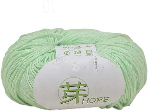 Wool yarn Hilo de Lana, Hilo de Lana de Punto para bebé, Hilo de ...