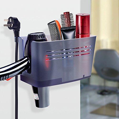 FAMLOVE Hair Dryer Holder Wall M...