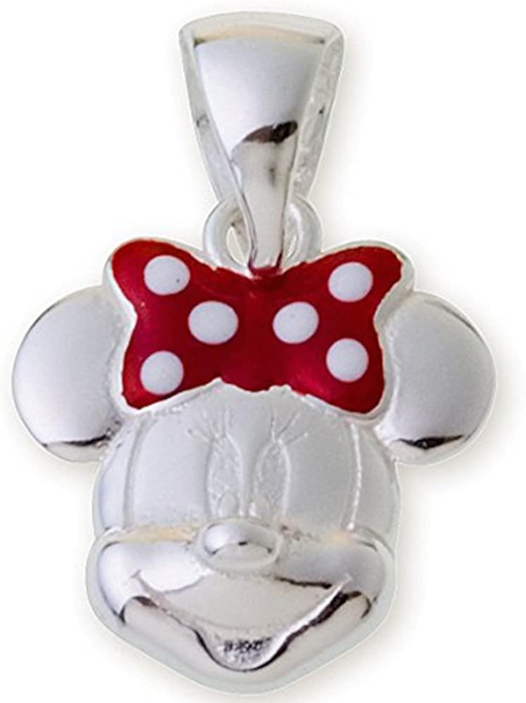 disney's minnie mouse enamel pendants perfect for jewellery making