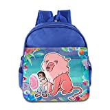 KIDDOS Infant Toddler Kids Steven Universe Backpack Satchel School Book Bag, RoyalBlue