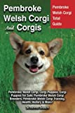 Pembroke Welsh Corgi And Corgis: Pembroke Welsh Corgi Total Guide Pembroke Welsh Corgi, Corgi Puppies, Corgi Puppies for Sale, Pembroke Welsh Corgi ... Welsh Corgi Training, Health, History & More!