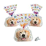 Doggy Bag Cellophane Bags