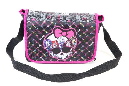 Little Concepts Borsa Messenger, Monster High, multicolore - multicolore, MHXX.061