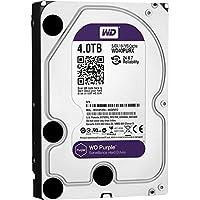 WD Purple WD40PURX 4 TB 3.5 Internal Hard Drive