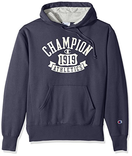 mens champion pullover hoodie - 4
