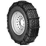 Security Chain Company QG2226 Quik Grip Light Truck Type LSH Tire Traction Chain, Set of 2