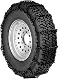Security Chain Company QG2228 Quik Grip Light Truck LSH Tire Traction Chain - Set of 2