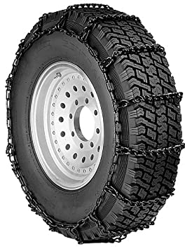 Security Chain Company QG2221 Quik Grip Light Truck LSH Tire Traction Chain Set of 2