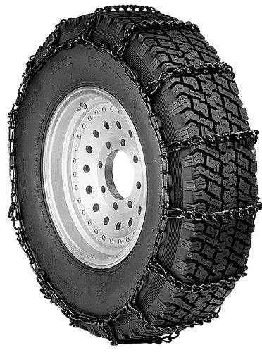 Security Chain Company QG2229 Quik Grip Light Truck LSH Tire Traction Chain – Set of 2