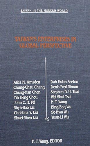Taiwan Enterprises in Global Perspective (Contemporary Soviet/Post-Soviet Politics)