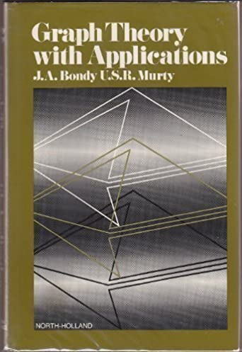 graph theory with applications john adrian bondy u s r murty rh amazon com Graph Theory Tutorial X Y Graph Paper