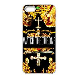 iPhone 5,5S Phone Case Watch the Throne FZ91484