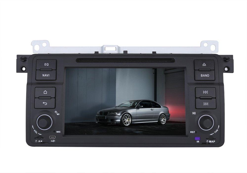 Coche reproductor de DVD - BW 1 DIN coche reproductor de DVD para ...