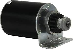 Starter Motor Replacement for 1972-2002 7HP-18HP Engines 390838 497594 497595 5-22 HP 5742 391423 392749 393499 394805 491766 693054