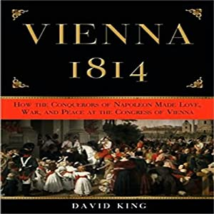 Vienna 1814 Audiobook