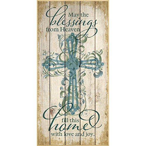 - Dexsa May The Blessings from Heaven...Wood Plaque
