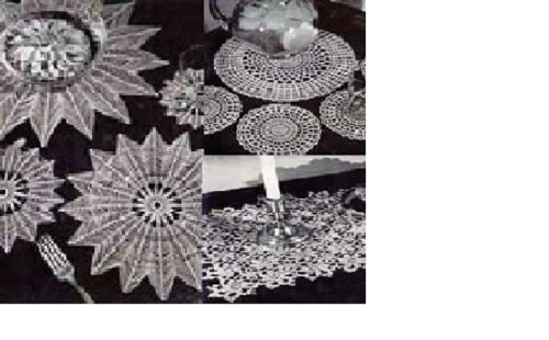 Have you ever crocheted a doily?