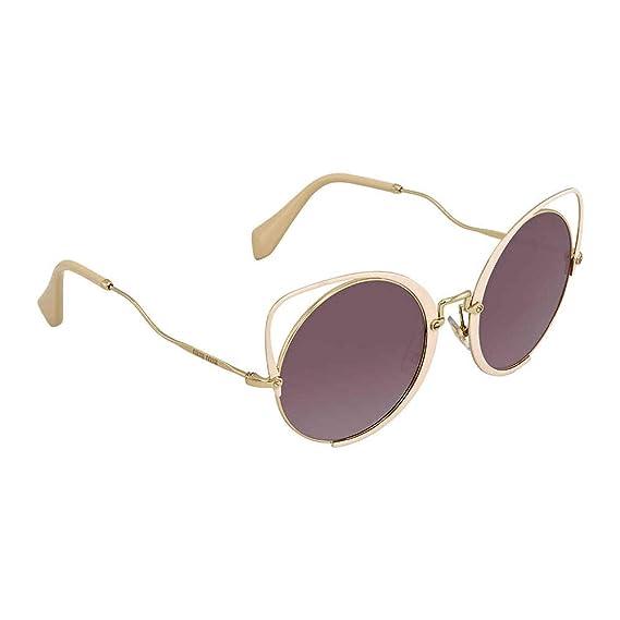 563550b6cdd9 Miu Miu Women s 0MU51TS 4UD085 54 Sunglasses