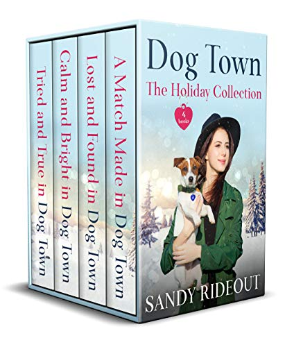 Dog Town: The Holiday Collection: Four Fun Festive Cozy Romances (Lit Dog)